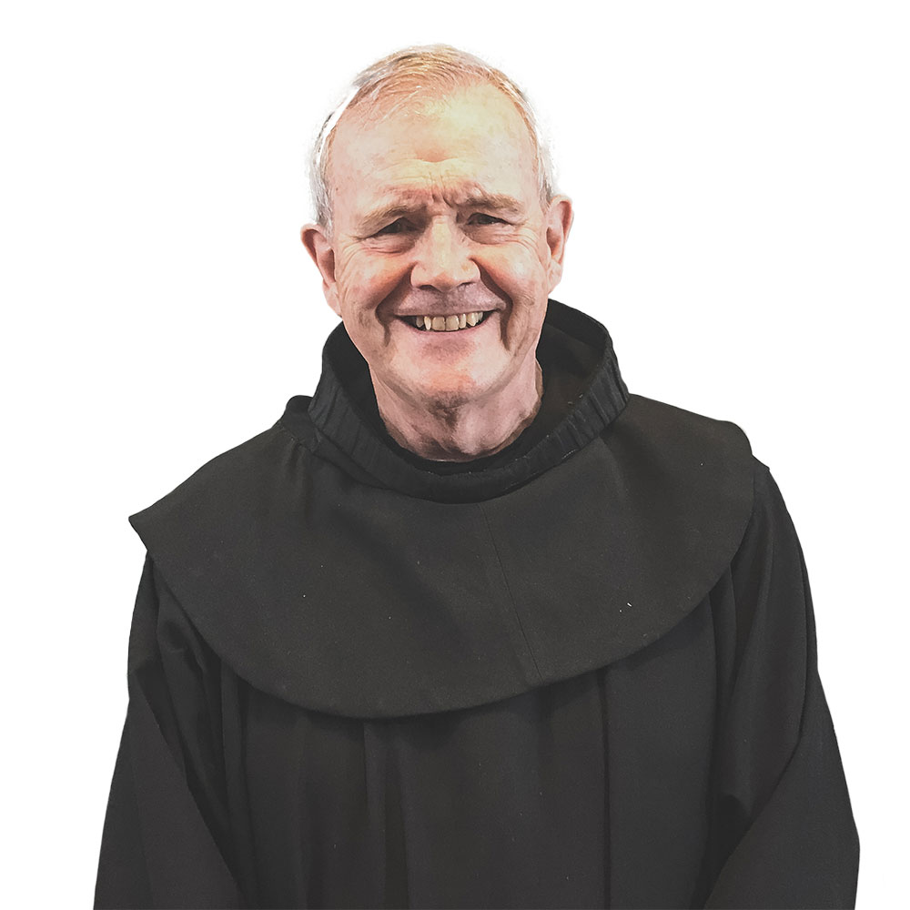 Br. Owen Sadlier, Faculty - Pre-Theology Coordinator & Professor