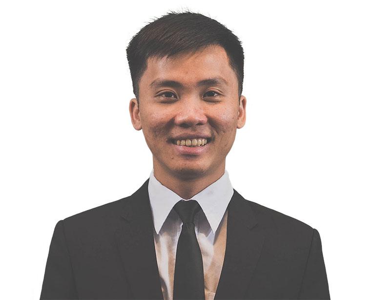 Con Hien Pham, Seminarian