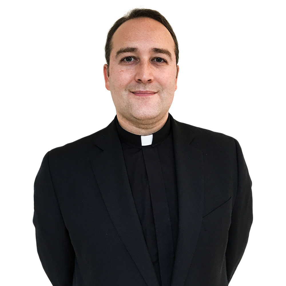 Fr. George Sears, Faculty - Rector