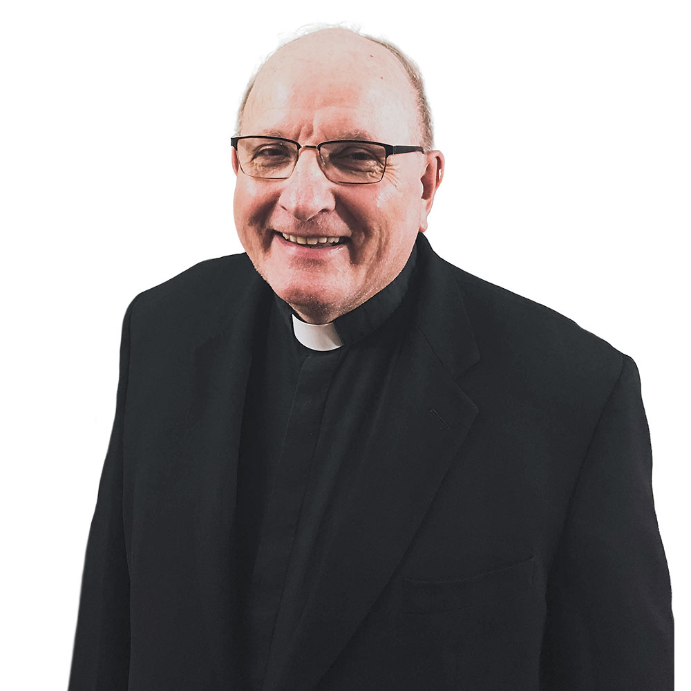 Fr. James King, Faculty - Director of Spiritual Formation