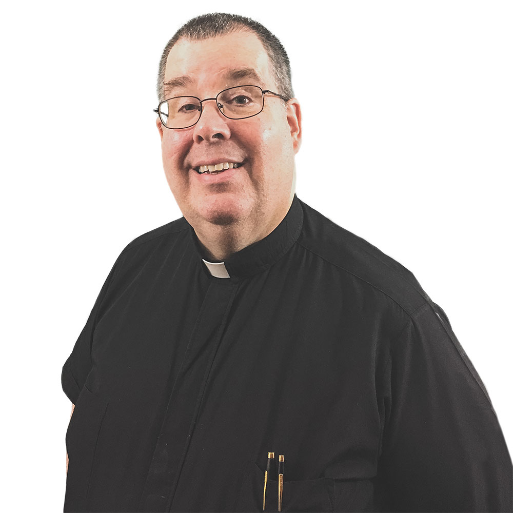 Fr. John Costello, Faculty - Vice-Rector