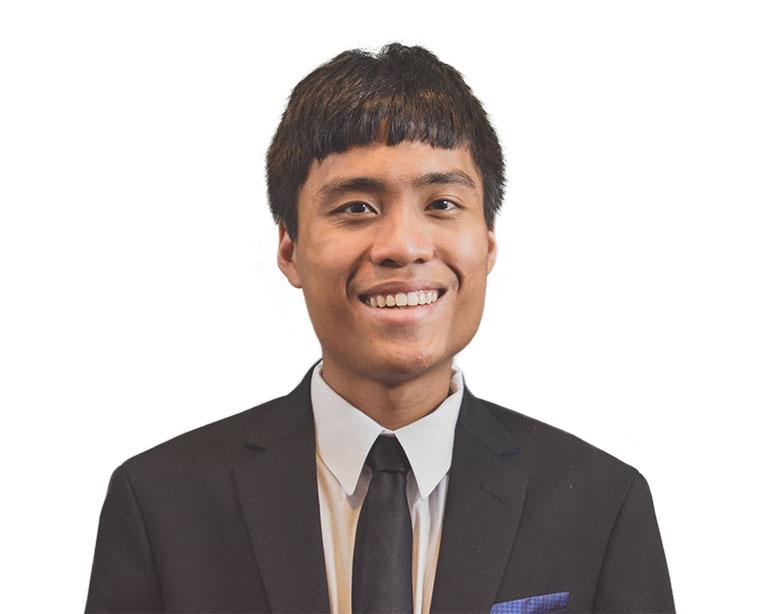 Jay Aaron Sulit, Seminarian
