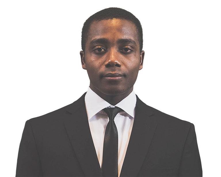 Jeremie Tsonya, Seminarian