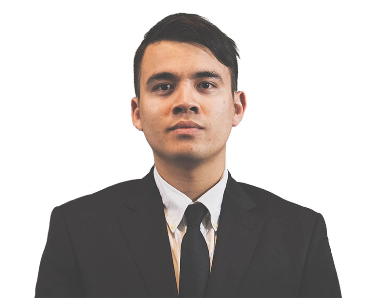 Randy Nguyen, Seminarian