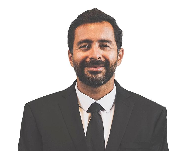 Victor Moreno, Seminarian