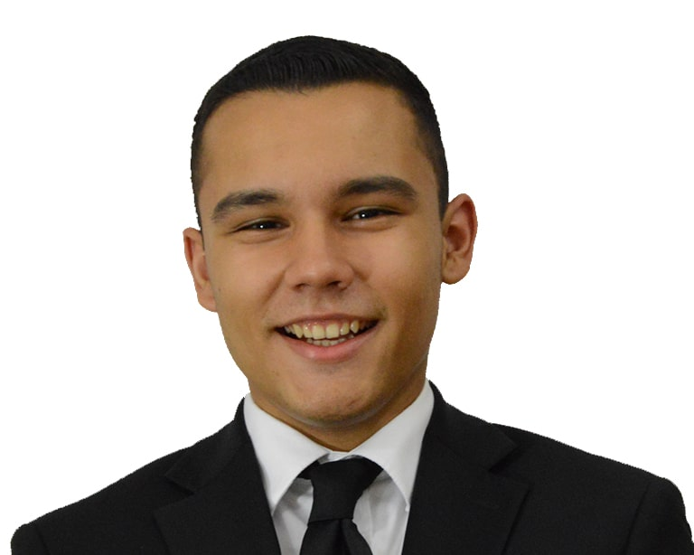 Brandon Guizar Sophomore New York